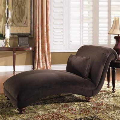 bedroom home gallery furniture reststop chaise lounge chocolate - Indoor Chaise Lounge Chairs