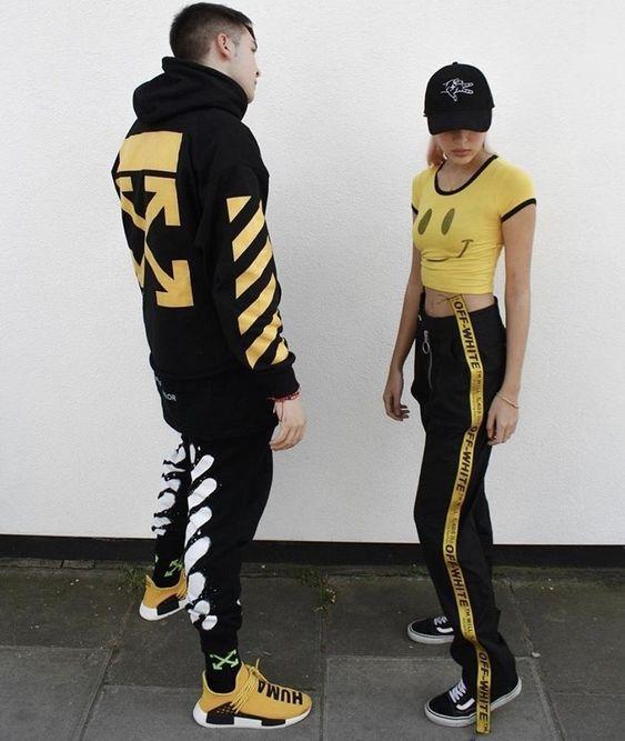 372e3c9ce Mens size Human Race Adidas HU Yellow   PW fake sneakers in 2019 ...