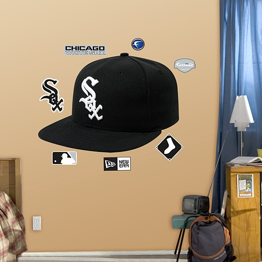 I need to get me some White Sox gear.