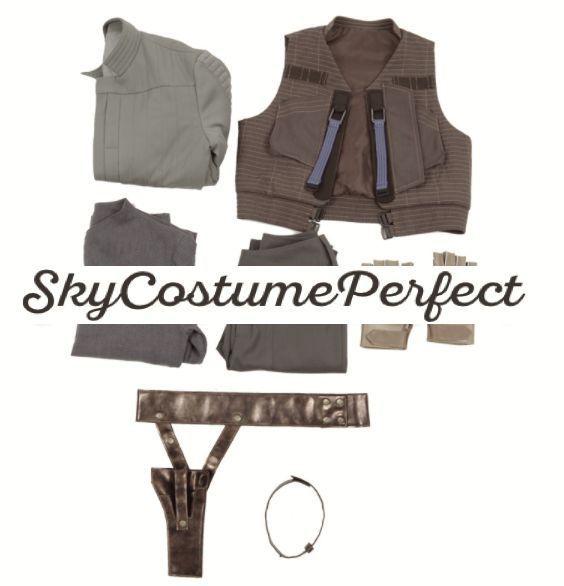 Rogue Costume