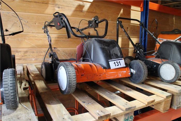 Karner & Dechow Industrie Auktionen - Vertikutierer Mtd, 1,5 kW, 2.650 upm - Postendetails