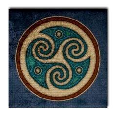 My triskel, my simbol