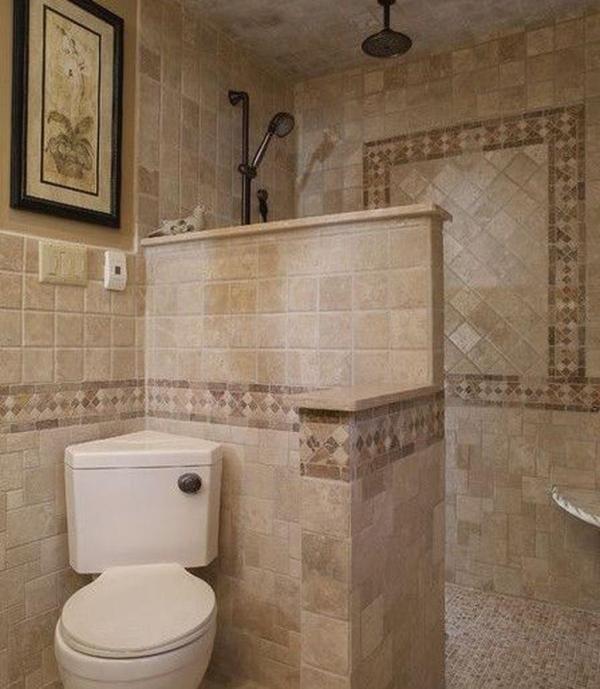 47 Cool Small Master Bathroom Renovation Ideas Design In 2020 Master Bathroom Shower Bathroom Remodel Shower Small Shower Remodel