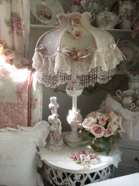 best 25 shabby chic lamps ideas on pinterest flower