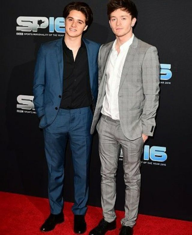 Brad + Connor