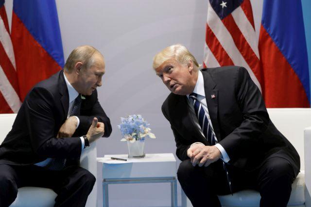 Εκεχειρία στην Συρία συμφώνησαν Τραμπ και Πούτιν: Εκεχειρία στο νοτιοδυτικό μέρος της Συρίας αποφάσισαν οι πρόεδροι των ΗΠΑ και Ρωσίας,…