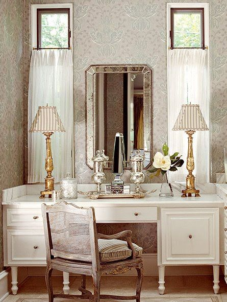 340 best dressing rooms and baths images on pinterest for Dressing room furniture