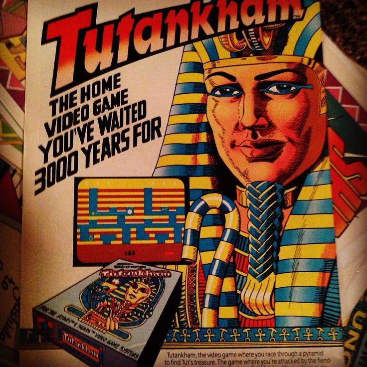 Shared by shelton.sam3 #intellivision #microhobbit (o) https://www.instagram.com/p/BDRy0T-QG_kvDVOgP_UXmI5S0241q3JJ-8xH0w0/Finally! #atari  #comicbookads #1983