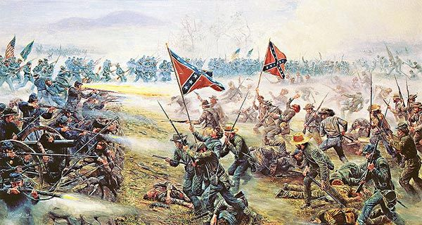 Battle of Gettysburg — Click on the image for facts about this topic. Citelighter lets you save, organize, and cite all of your research online. #citelighter