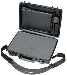 Pelican 1490 CC2 Black Laptop Case Deluxe with Foam 14 x 19.88 x 4.63 by Pelican. Pelican 1490 CC2 Black Laptop Case Deluxe with Foam 14 x 19.88 x 4.63.