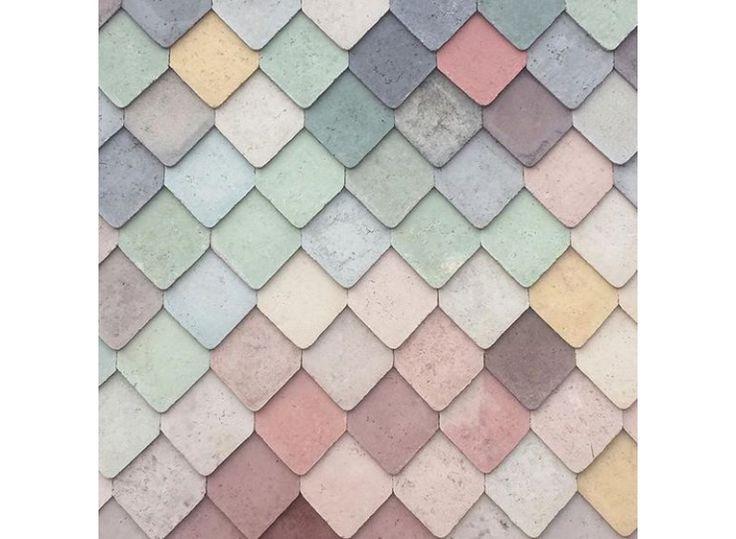 Doe eens gek en geef je muur van beton een kleurtje