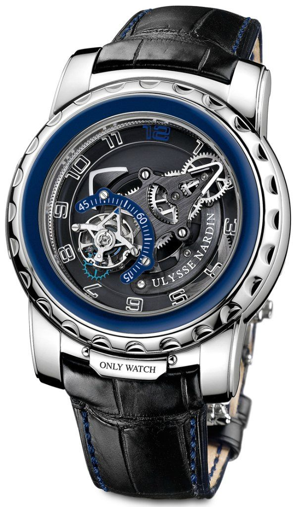 Auction Watch: Antiquorum's ONLY WATCH 2011 Results