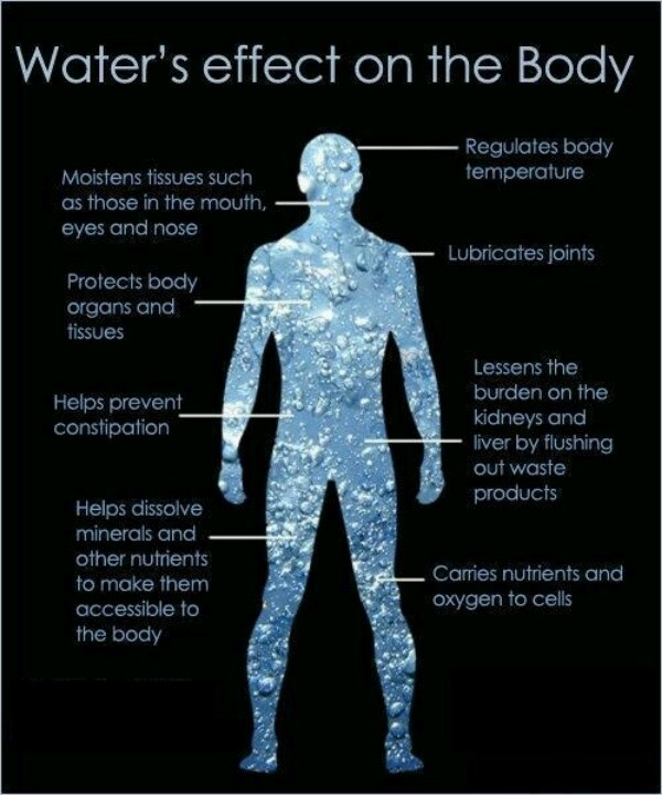 Benefits of water #water #fit #healthy #body #lifestyle