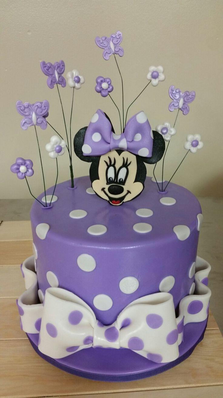 Best 20 Mini Mouse Cake Ideas On Pinterest Minnie Cake