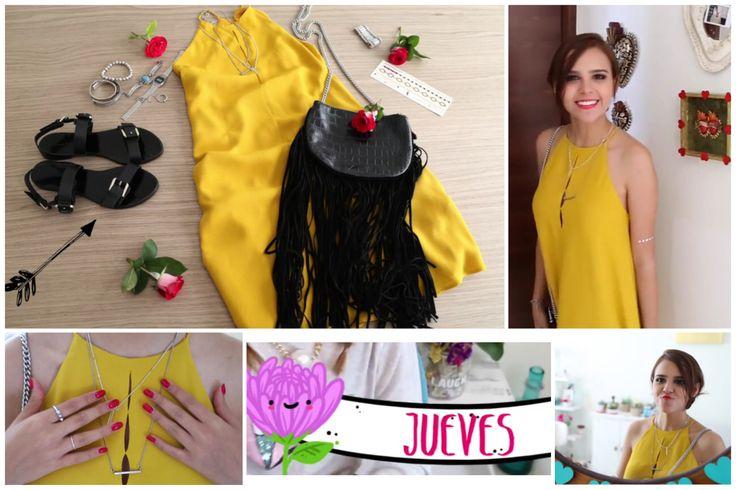 Yuya outfit Jueves!