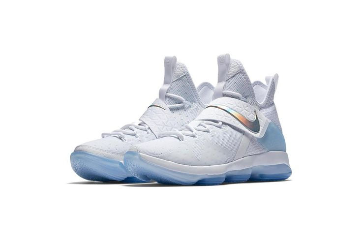 "As the 2017 NBA playoffs inch closer to commencement, late season surges are becoming increasingly important for teams, meaning it's time to shine for superstars across the league.  Fittingly, Nike recently announced its new ""Time to Shine"" collection, which features new colorways of popular basketball sneakers.  The new pack includes the Kyrie and Lebron 14 in a clean grey and white shading respectively with icy blue detailing on both of their outsoles.  The PG 1 ""Shining"" adds an all-black…"