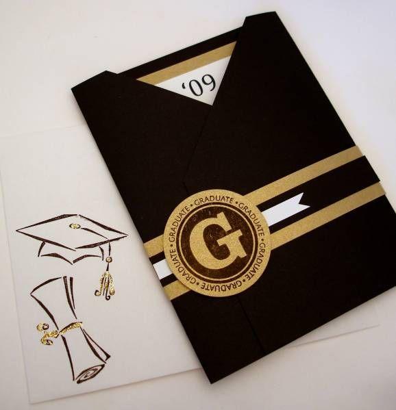 Congrats Graduation Reception Invite