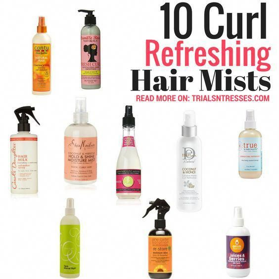 Wash day can't be every day so sometimes we need a refresher mid week. Here are …
