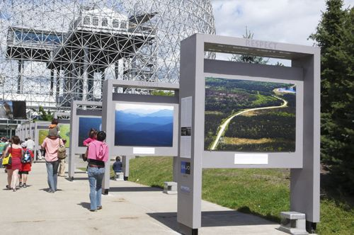 Corner Exhibition Stands Yard : Best images about design signage way finding