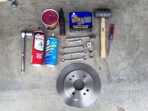 DIY Rear Brake Replacement: Time For Rear Brake Repair?
