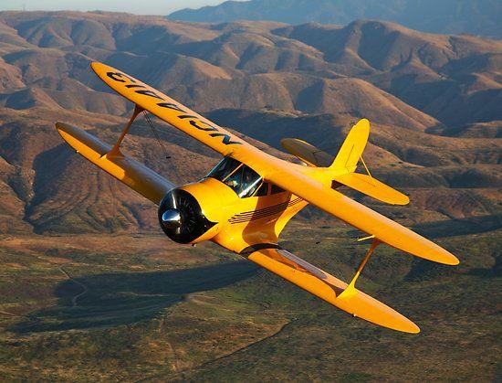 Beechcraft Model 17 Staggerwing