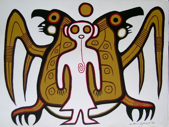 Ahmoo Angeconeb-man seeking wisdom