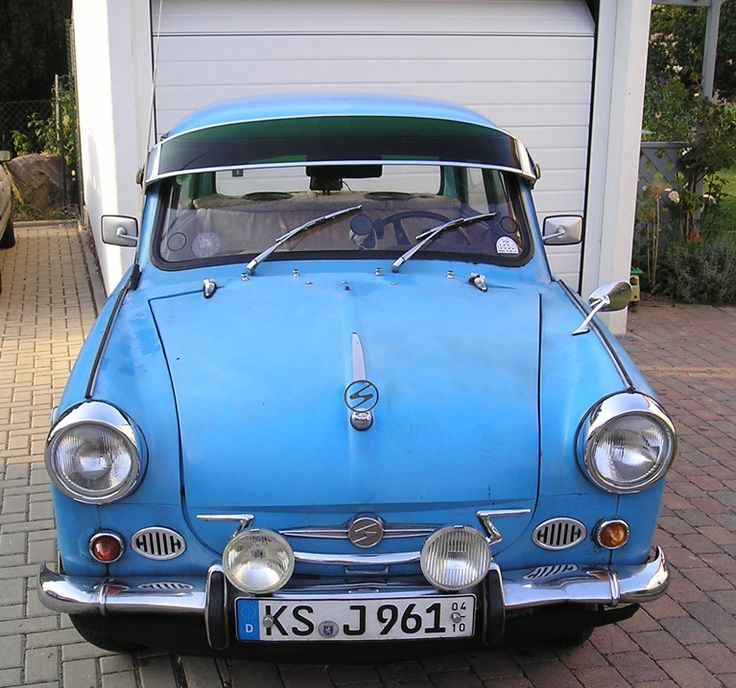 Trabant - The little East German car that could