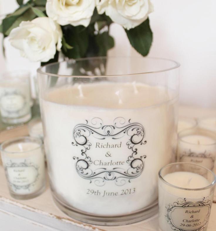Personalized Wedding Candle Favors Images Wedding Decoration Ideas