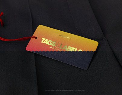 """Check out new work on my @Behance portfolio: """"Label Tag PSD Mockup"""" http://be.net/gallery/47535557/Label-Tag-PSD-Mockup"""