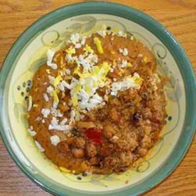 Fava Bean Breakfast Spread