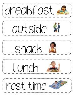 About Day Care On Pinterest Childcare Preschool Ideas And Children