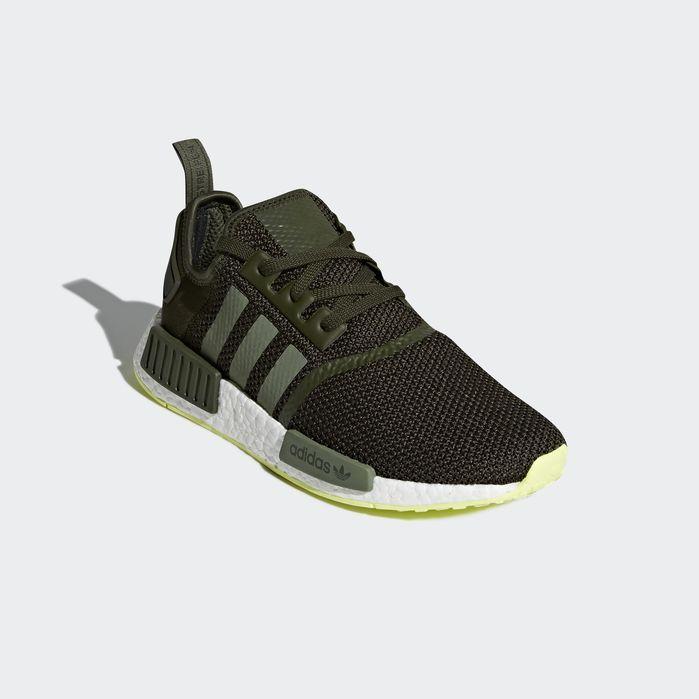 NMD_R1 Shoes Dark Green 7 Mens | Adidas, Adidas shoes originals ...