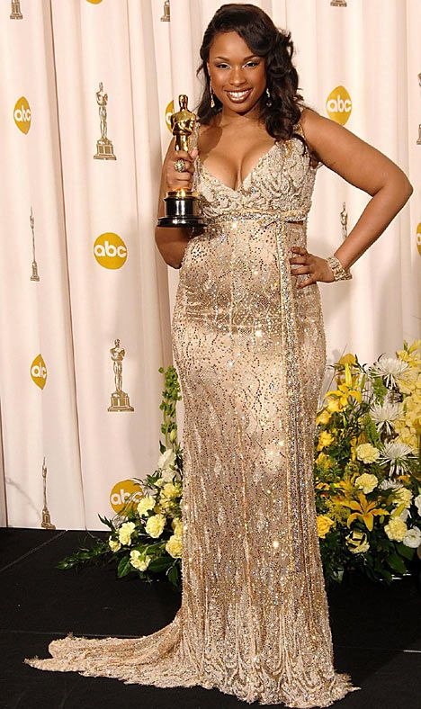 Jennifer Hudson won the Academy Award for Best Supporting Actress for her performance in Dreamgirls in 2007.