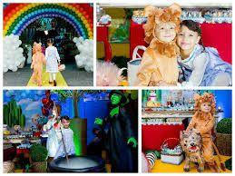 Image result for enfeites para formatura de educacao infantil com o tema Magico de oz em bexigas