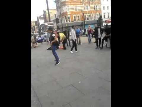 Hip Hop Dancers In Camden (Part 1)