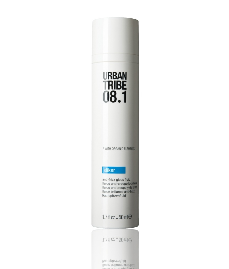 Urban Tribe 08.1 sliker - Anti-frizz gloss fluid, perfect for the Spring season! #hair #beauty