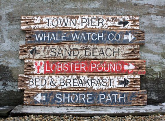 Signs Decor Gorgeous 33 Bestthe Sea Beach Signs Images On Pinterest  Beach Signs Decorating Inspiration