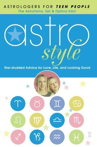 Astrostyle: Star-studded Advice for Love, Life, and Looking Good by Tali Edut, http://www.amazon.com/dp/B002YPORZI/ref=cm_sw_r_pi_dpp_gJJ0sb11EXWQ0