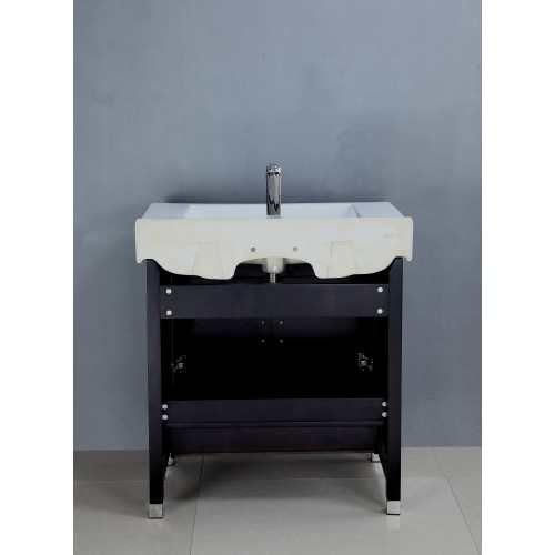 Wa3107 31 5 Sink Chest Solid Wood Width 31 1 2 Height 34 Depth 19 Finish Espresso