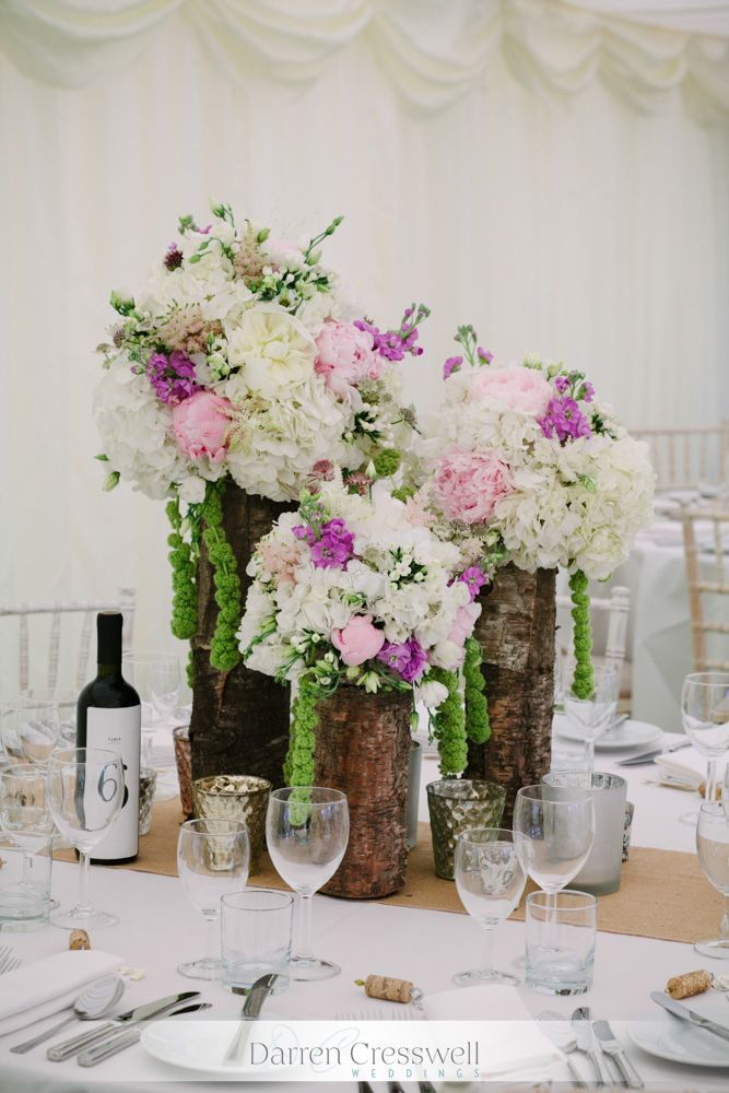 table setting flowers by Tineke (UK)