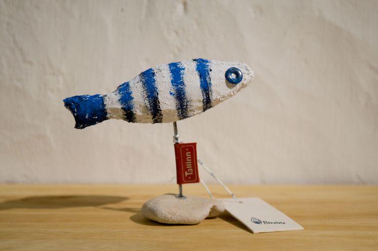 декоративная настольная рыба