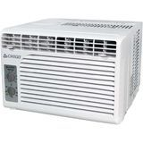 Chigo - 5,400 BTU Window Air Conditioner - White