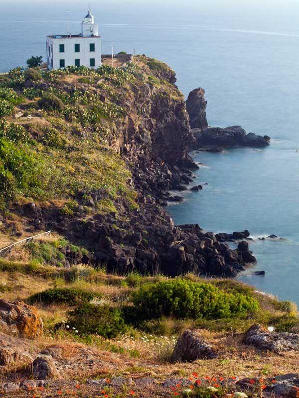 Capraia Island Italy