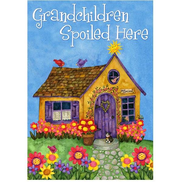 Grandchildren Spoiled Here