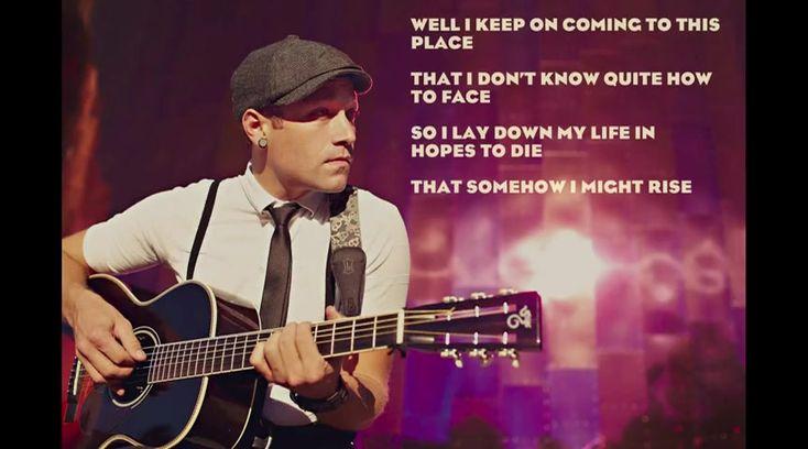 Rise - Shawn McDonald (music video with lyrics)
