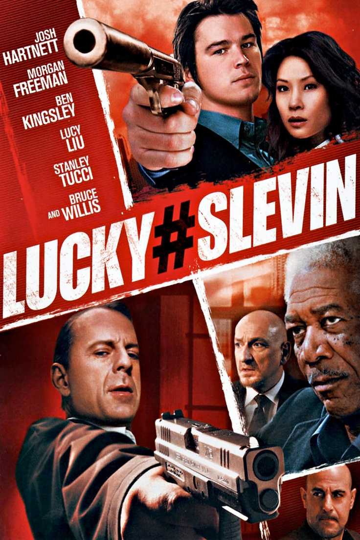 The rabbi the Boss & mr. Goodkat In Lucky Number Slevin