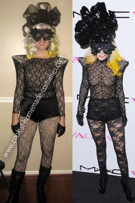 43 best Lady Gaga Costume Ideas images on Pinterest | Costume ...