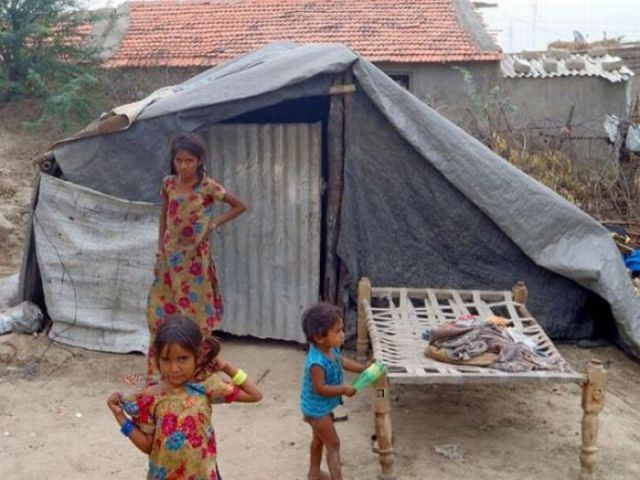 Poor People Houses | microfinance institutions and regional rural banks to make their homes ...