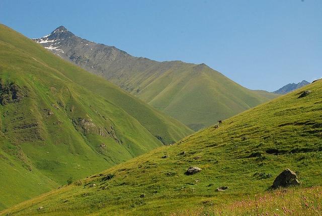kaukaskie bezdroża w Gruzji #gruzja #georgia #bezdroza
