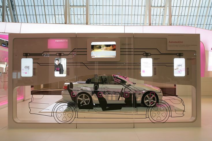 telekom exhibition design   Flickr - Photo Sharing!